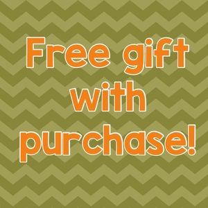 Other - Free gift with purchase